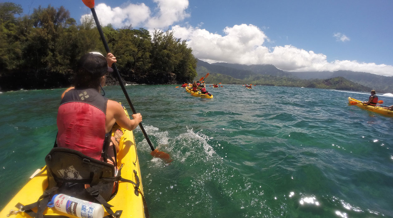 Ocean Kayak Hawaii