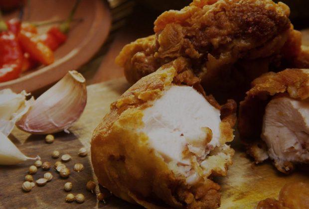 Malaysia: Chicken Sambal