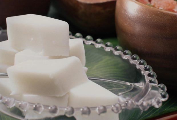 Hawaii: Haupia, Hawaiian Coconut Dessert